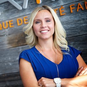 Geneviève Dubé, Directrice Clinique PRAXIS
