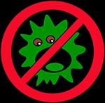 Virus ou bactérie, qui est le plus facile à mettre chaos ?
