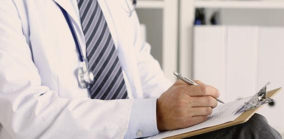 Médecin Bilan de santé