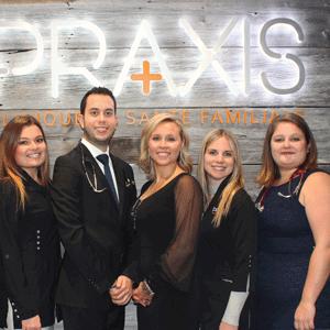 Équipe PRAXIS