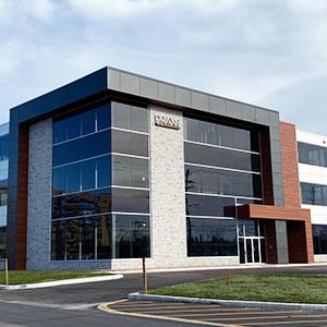 PRAXIS s'installe à Blainville