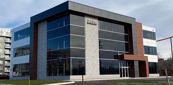 Clinique PRAXIS Blainville bâtiment